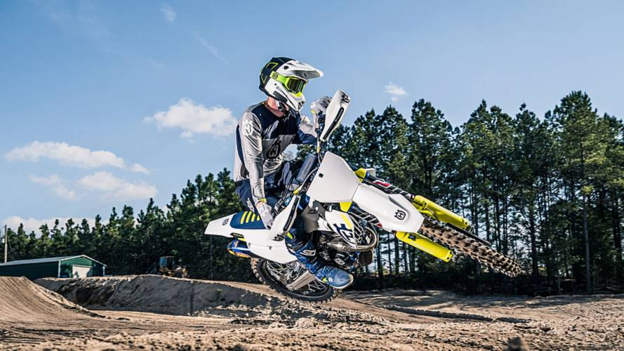 Everything New in 2019 Husqvarna's FC/TC Range