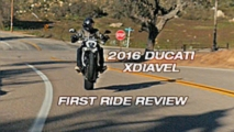 2016 ducati xdiavel first ride review video