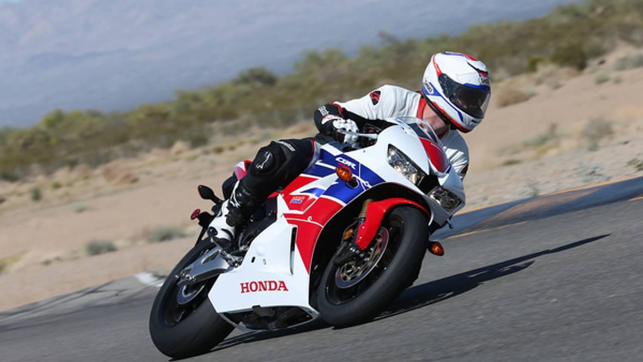 2013 Honda CBR600RR - Review