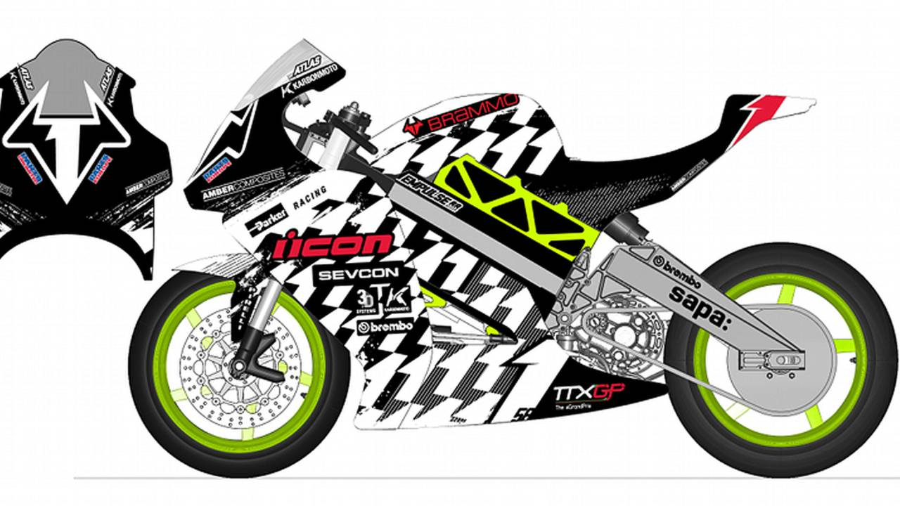 A Q&A with Icon's Kurt Walter on the awesome Brammo livery