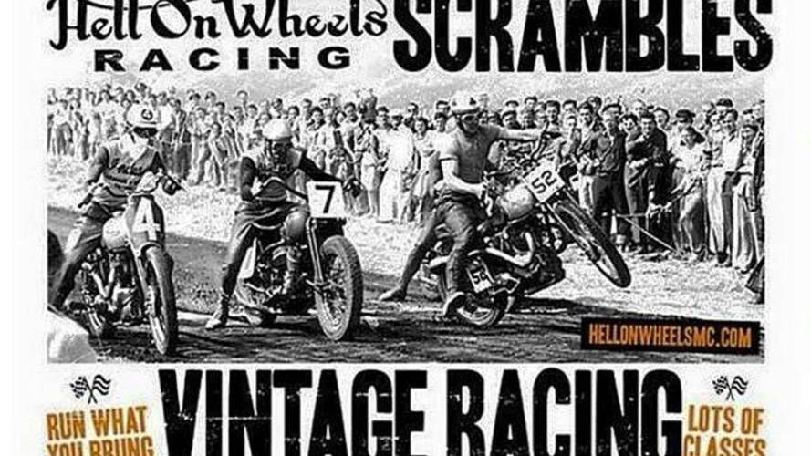 This Sunday - Hell on Wheels Amateur Scrambles