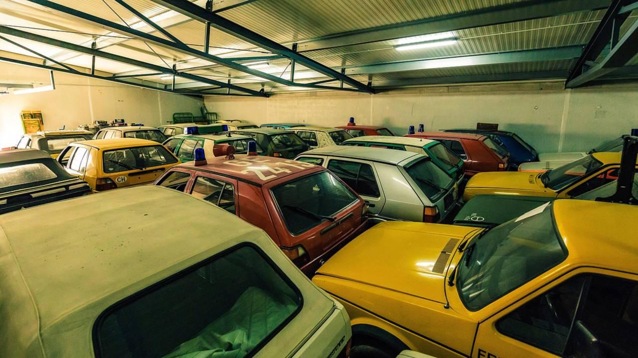 Collection 114 Volkswagen Golf