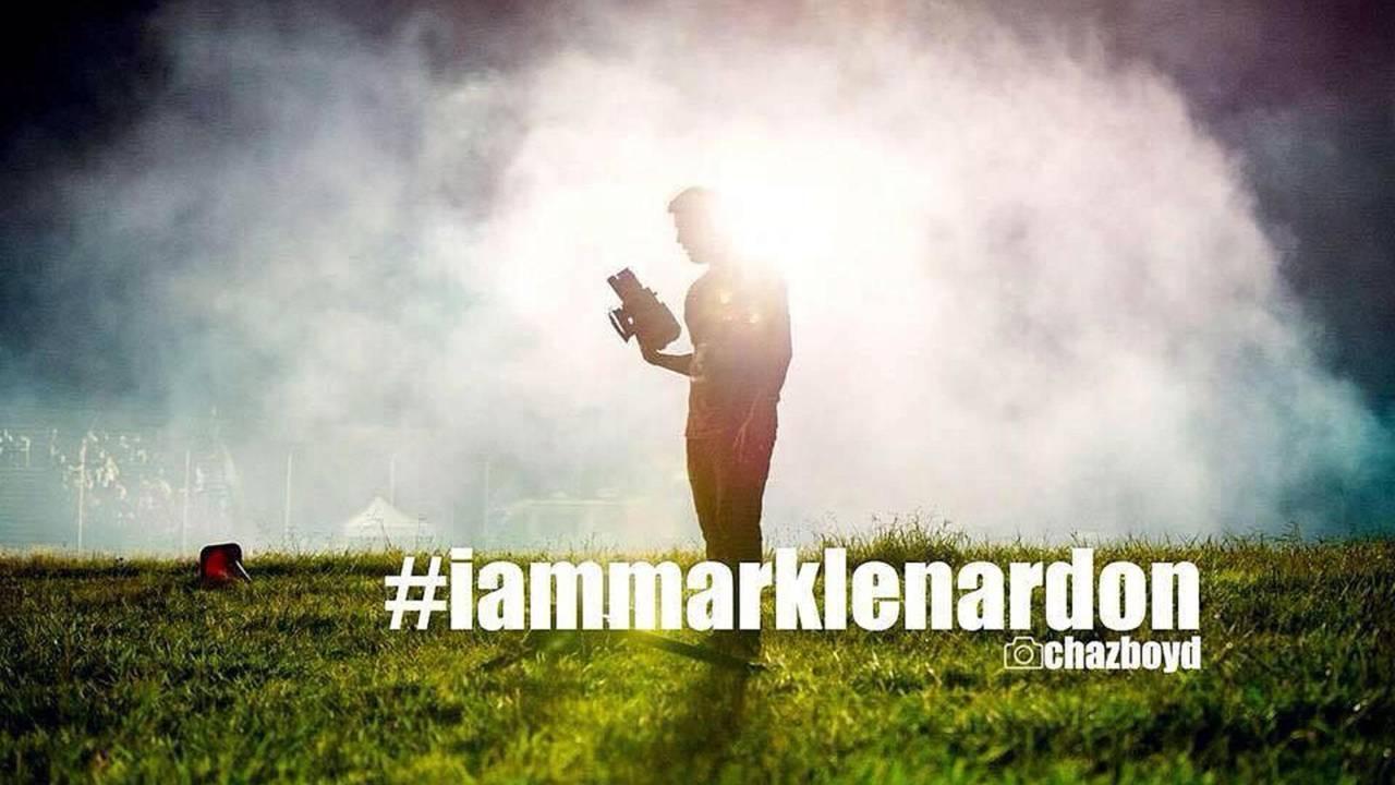 Goodbye, Mark Lenardon