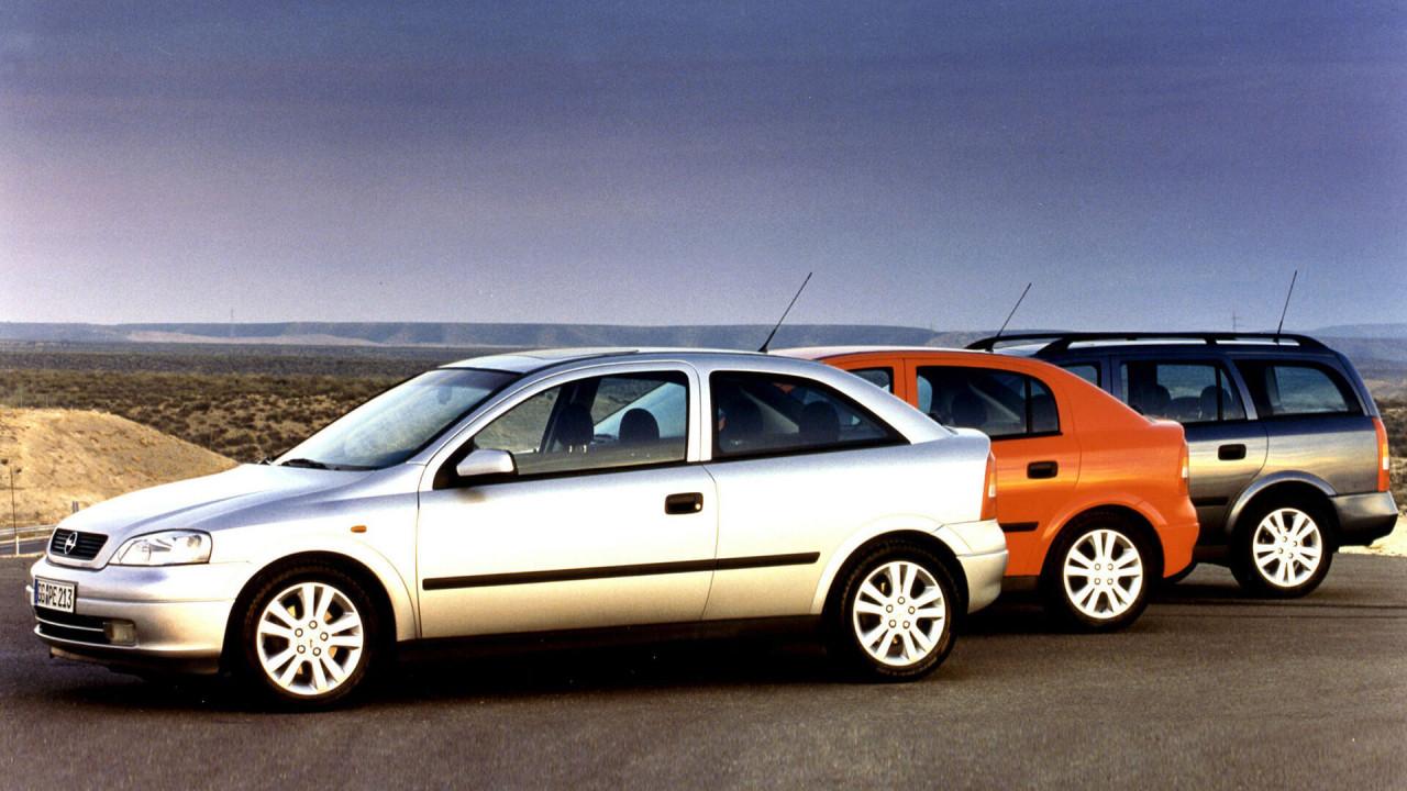 20 Jahre Opel Astra G