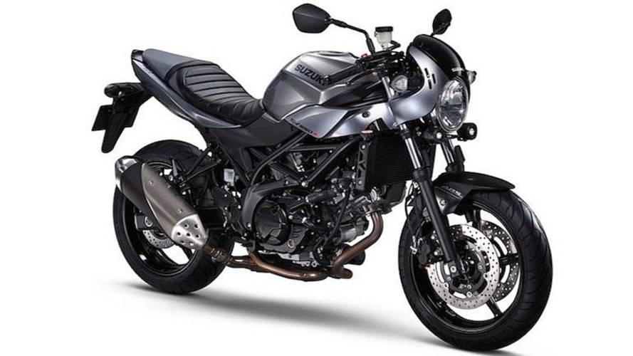 Suzuki to Unveil SV650X at Tokyo Motor Show