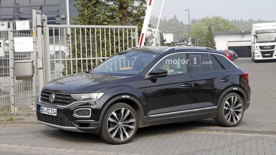 El Volkswagen T-Roc R 2018 ya rueda con escaso camuflaje