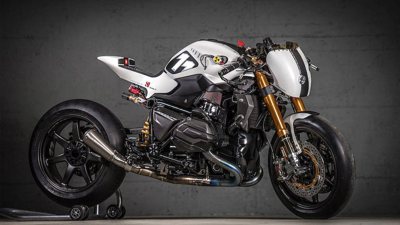 "Bike of the Week: VTR Customs' ""White Venom"" BMW R1200R"