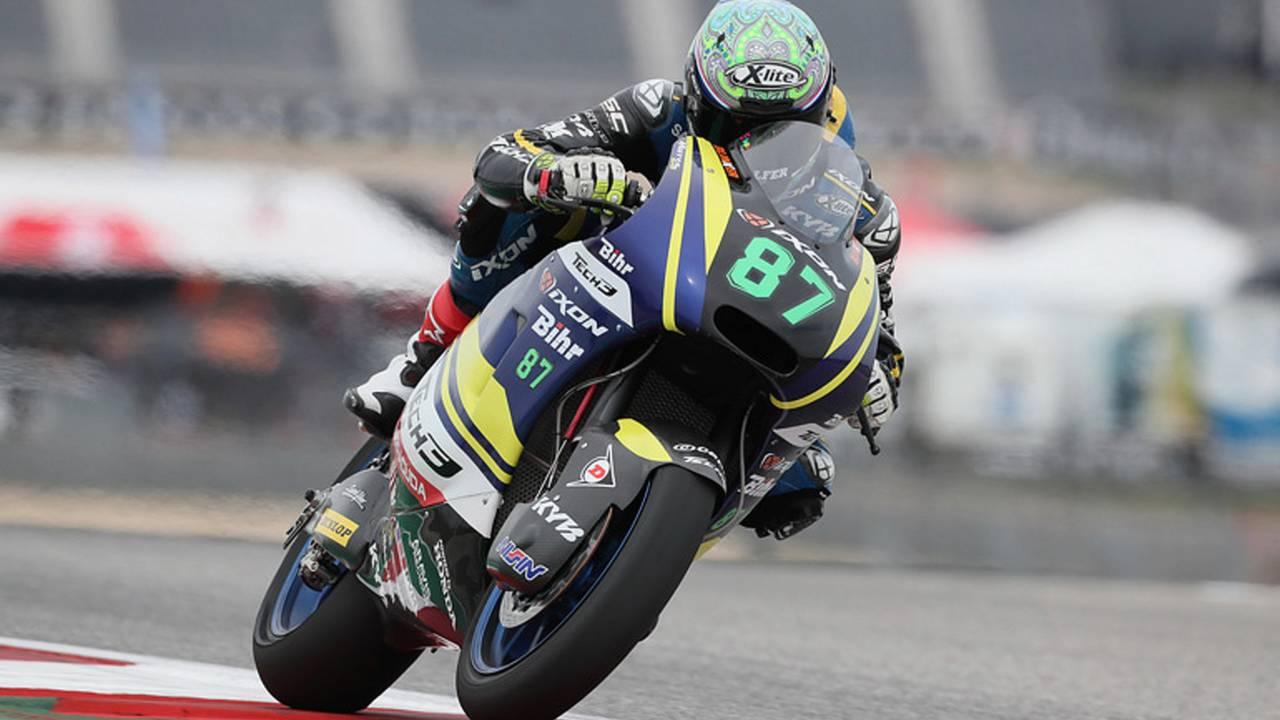 Gardner Breaks Both Legs in Motocross Shunt