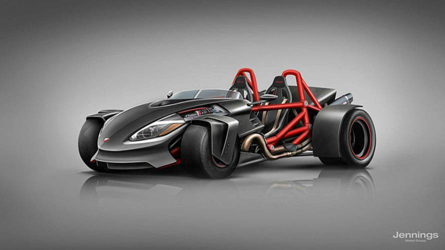 What if Motorcycle Companies Made Cars?