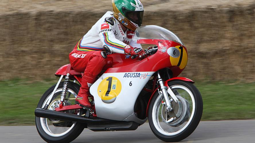 MV Agusta Name Returning to Grand Prix Motorcycle Racing