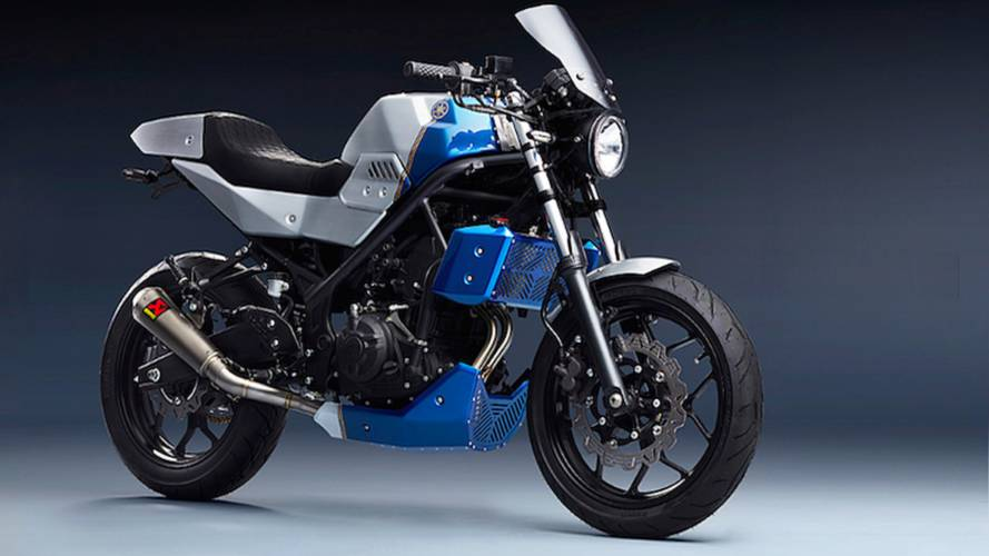 Bolt-On Kit Turns Stock Yamaha Into Sweet Custom for $1,000