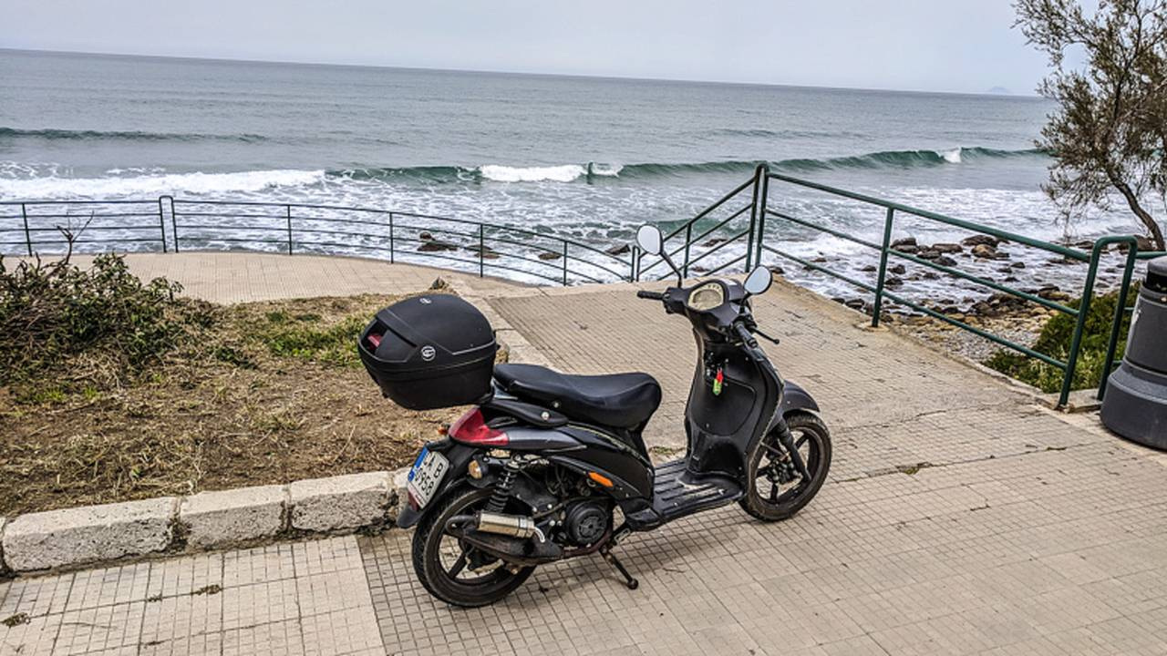 A Scooter, Sunshine, and Coastal Sicily - True Story