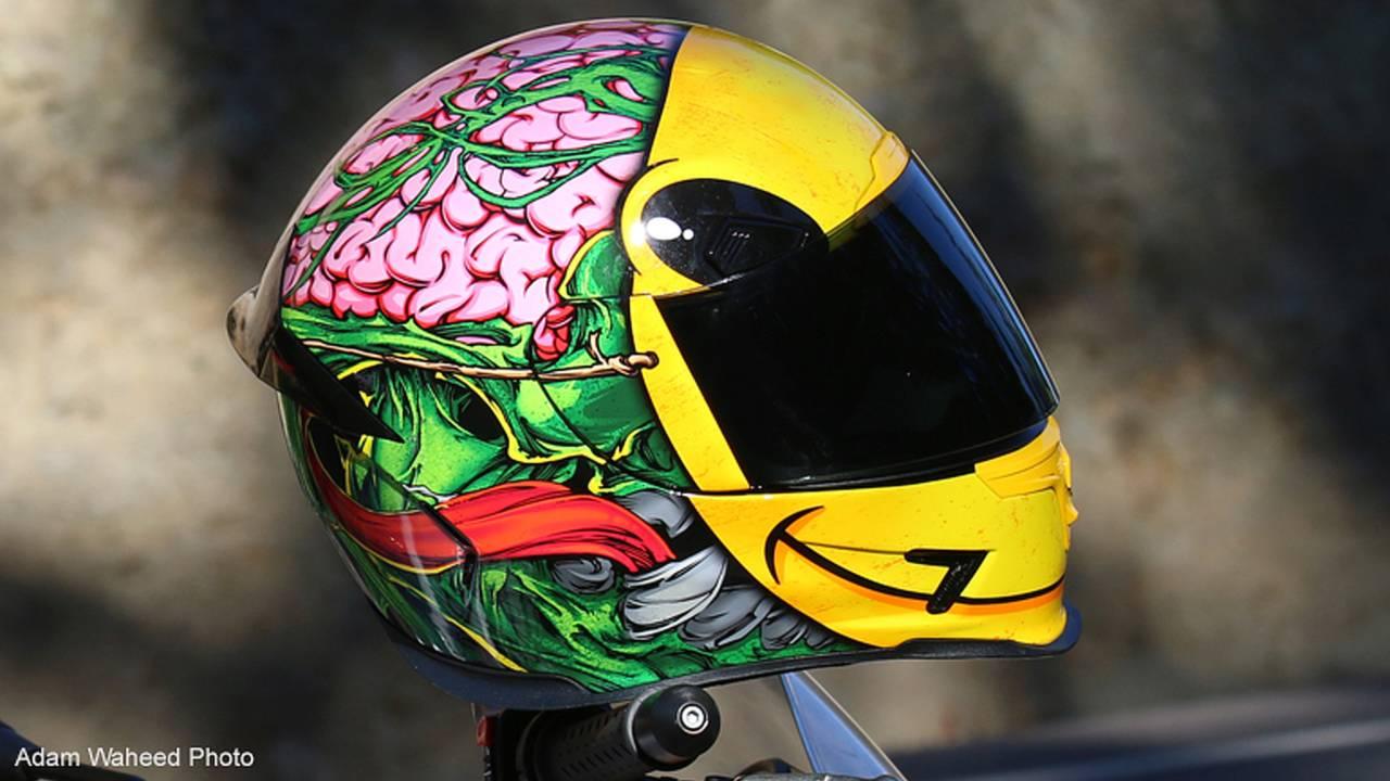 ICON Airframe Pro Brozak Helmet –Gear Review