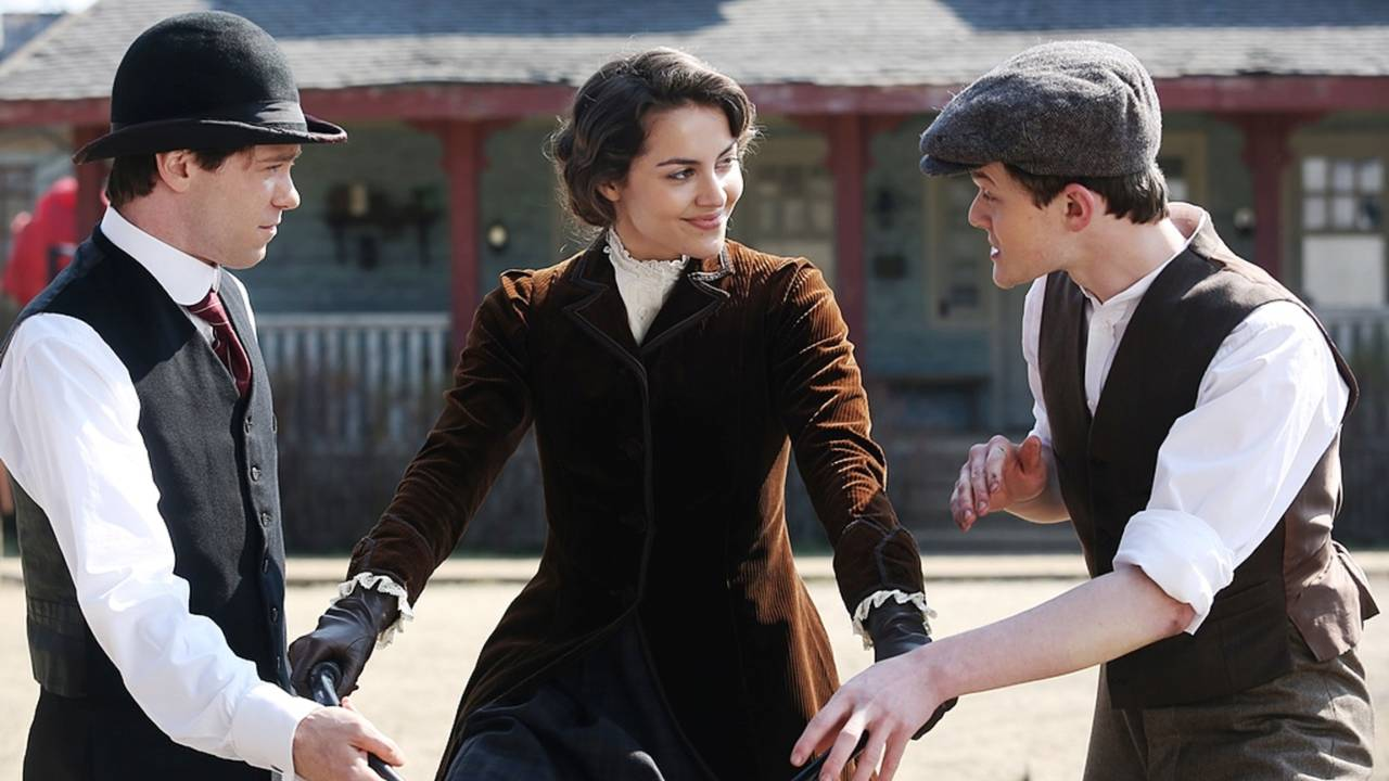 Harley And The Davidsons 2016 Moto Movie Review