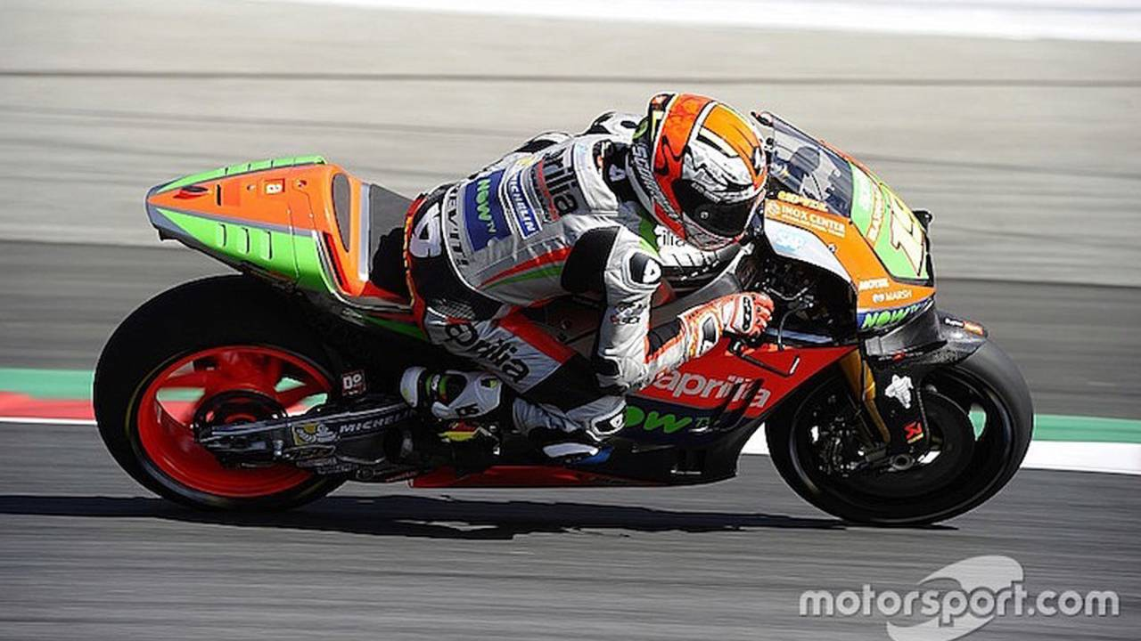 Aprilia Bosses Criticize MotoGP Riders