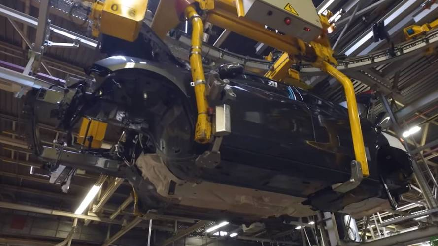 Watch Ford Assemble The New 2019 Focus In Germany