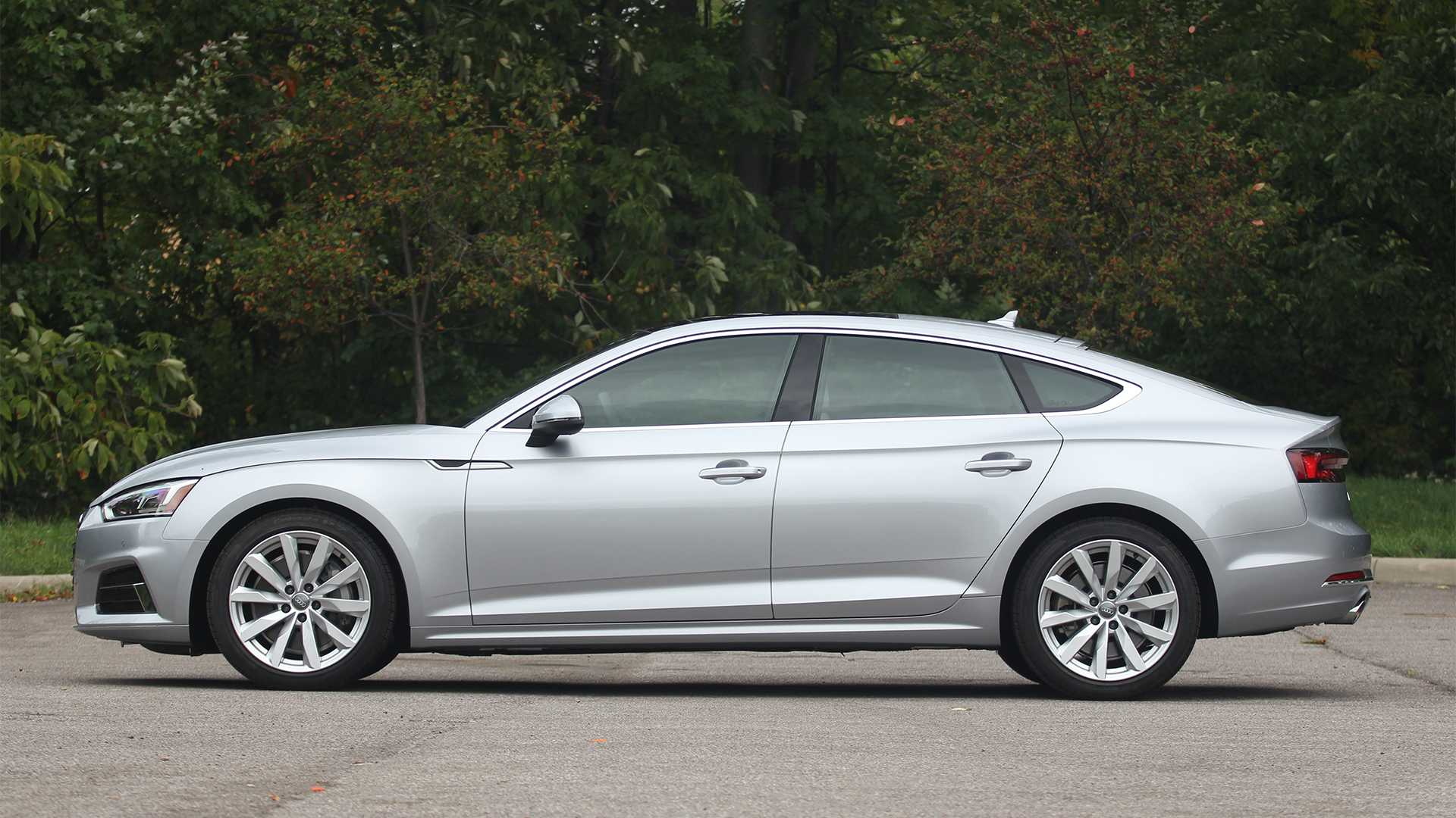 2018 Audi A5 Sportback Review The Brand S New Best