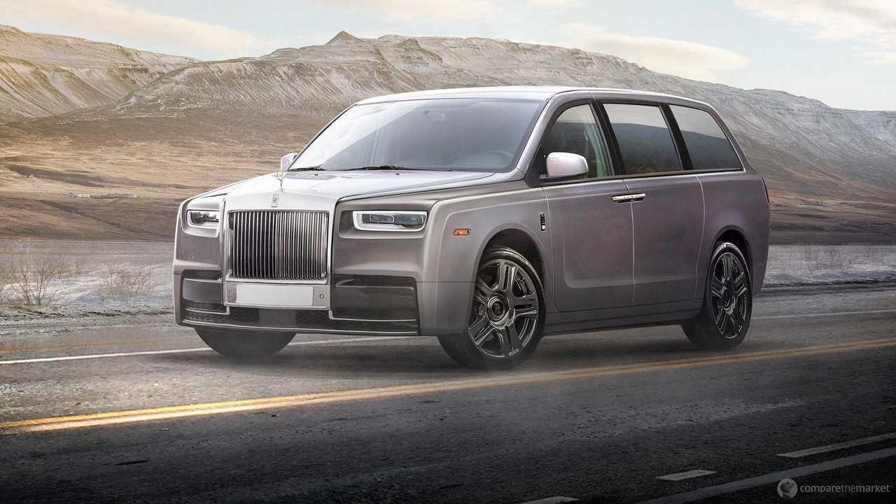 Rolls-Royce MPV