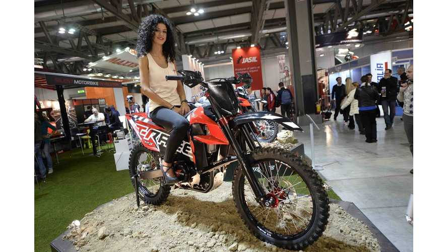 Tacita T-Race Launched in 3 Versions: T-RC Cross, T-RE Enduro and T-RR Rally (w/videos)