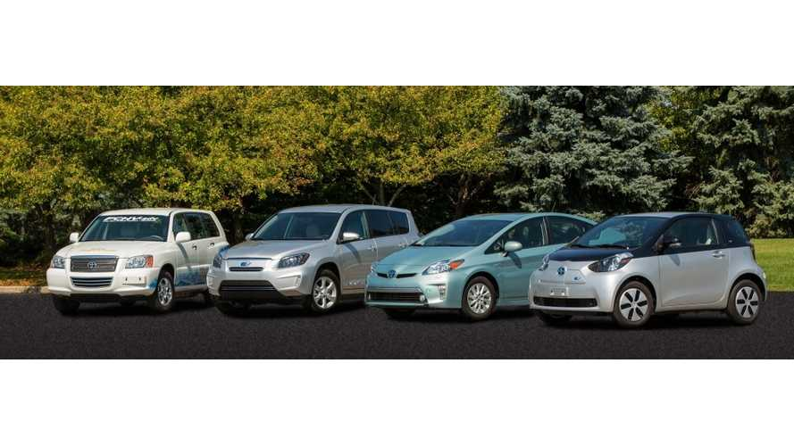 Why Toyota's 5 Million Hybrid Goal by 2016 is Important for Plug-Ins Too