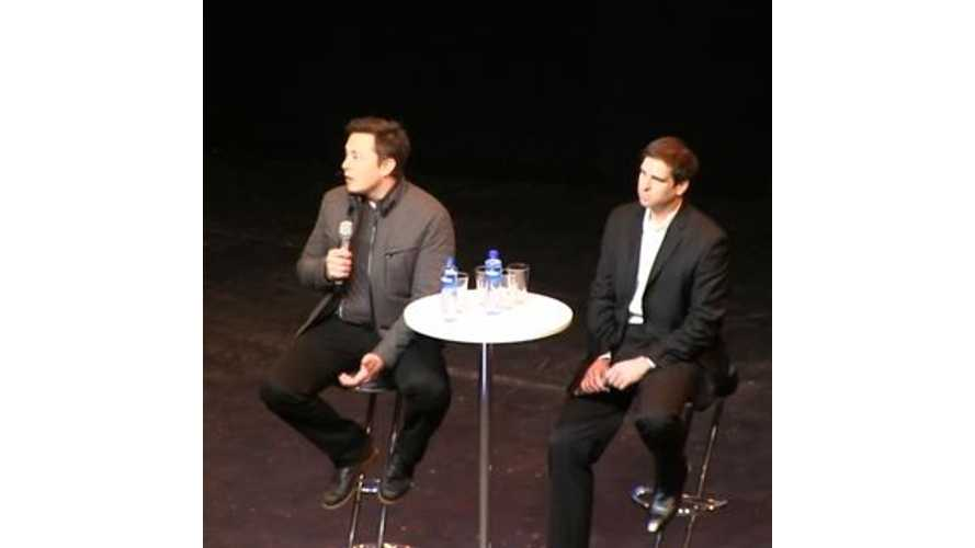 Video: 90 Minutes of Tesla CEO Elon Musk and CTO JB Straubel Q&A in Norway