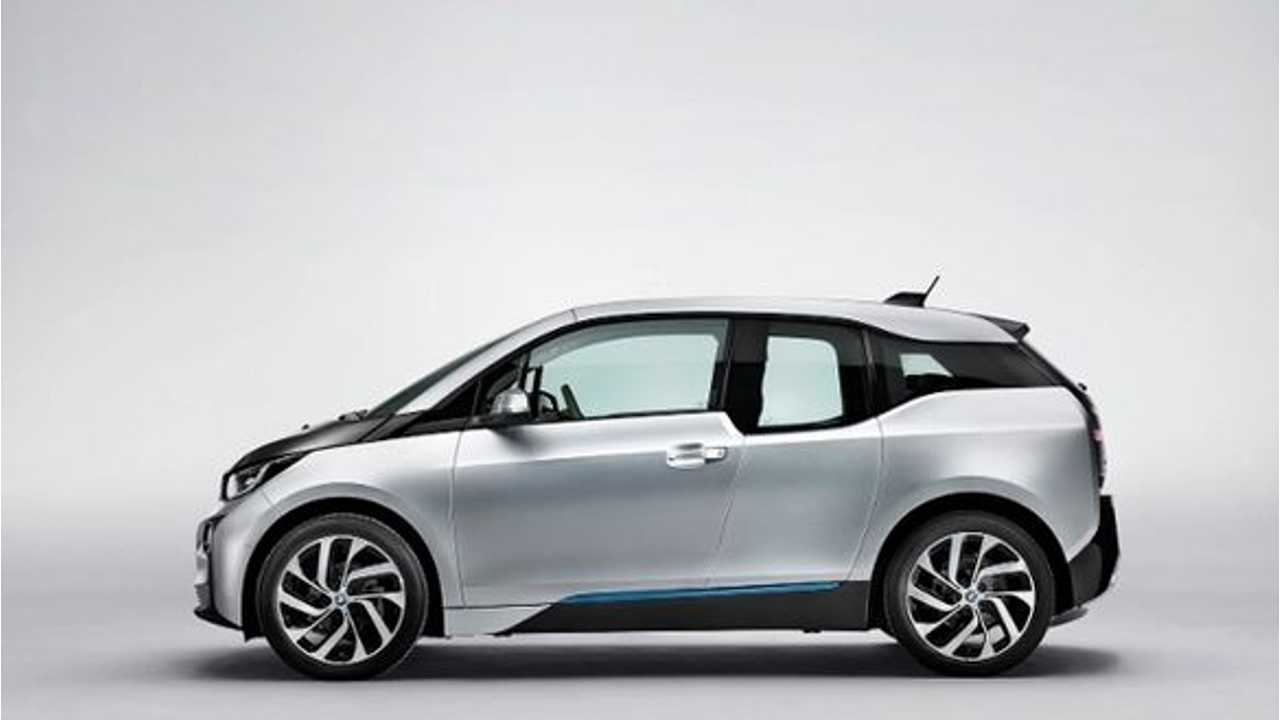 BMW i3 to Launch in April/May 2014