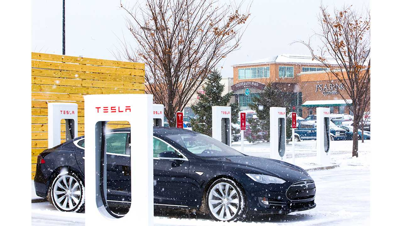 Tesla Model S Leads the Way in Sales Norway Again; LEAF Struggles To Stay in Second Ahead Of VW e-Up!
