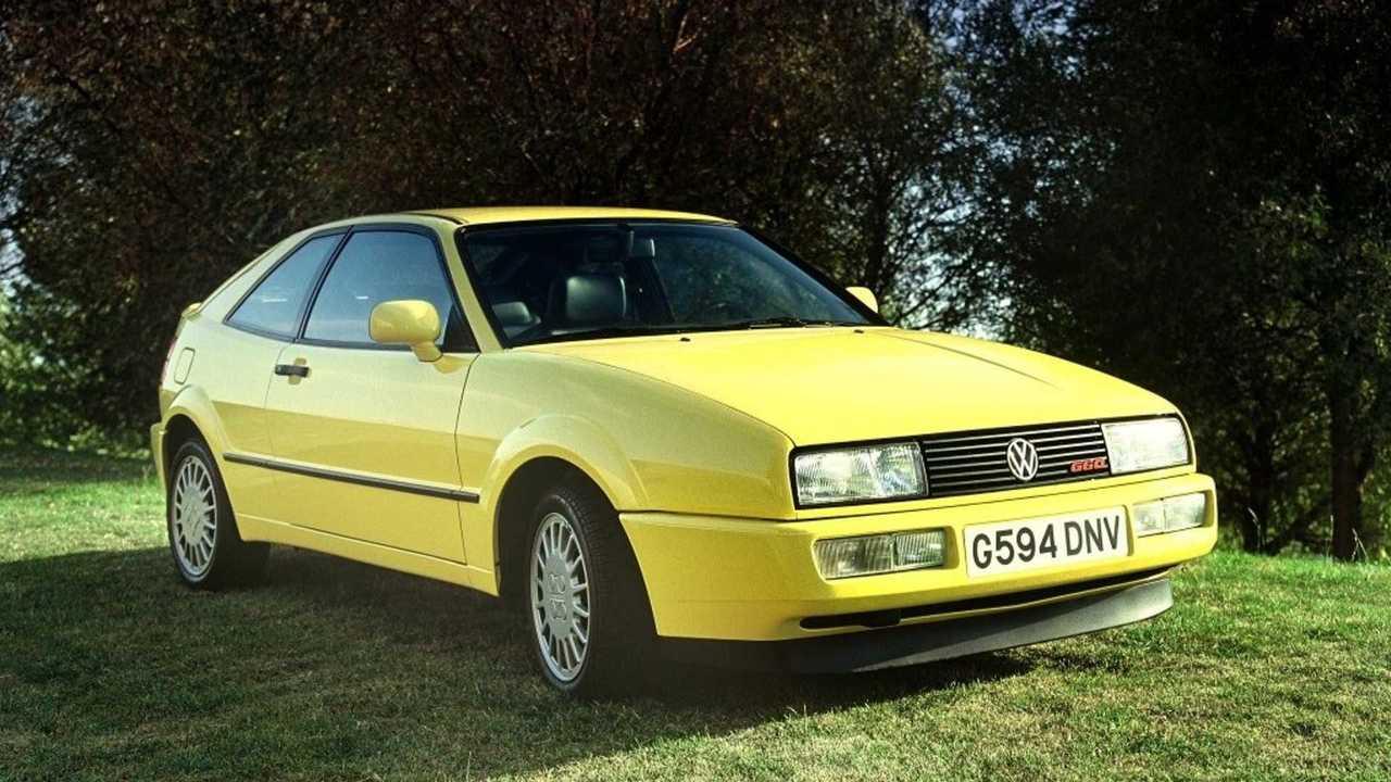Volkswagen Corrado G60 1989-95