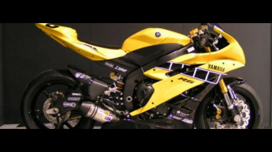 Yamaha R6 Cup