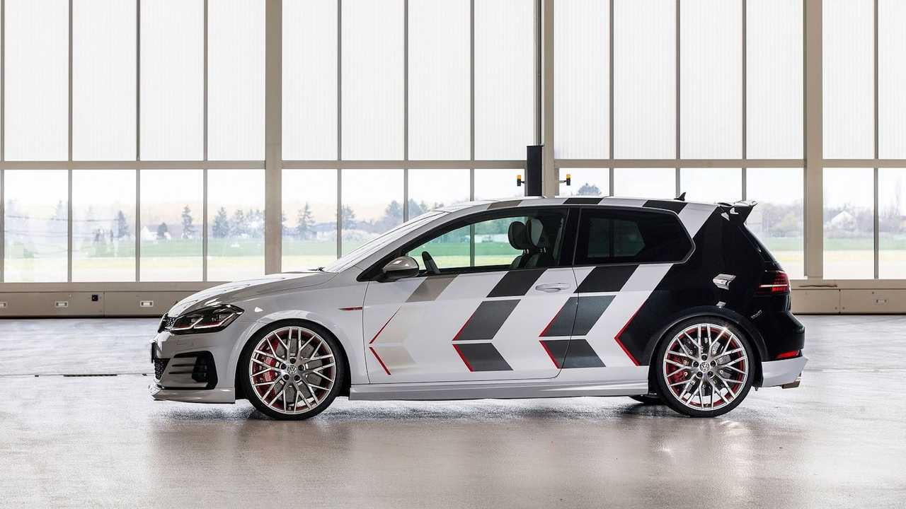 Volkswagen Golf GTI Next Level Concept (2018)