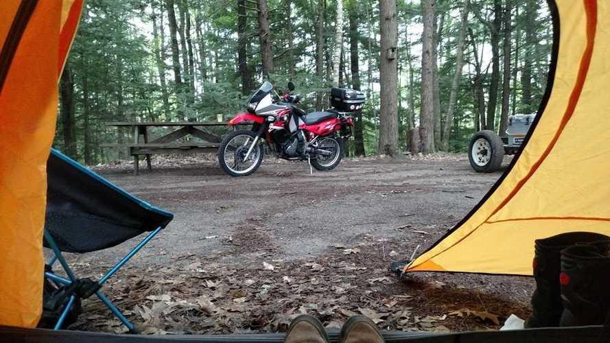 MotoCamping Tents