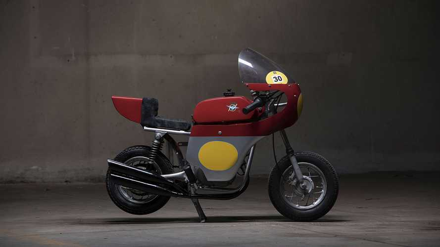 1976 MV Agusta Mini Bike Racing: I'm A Big Kid Now!