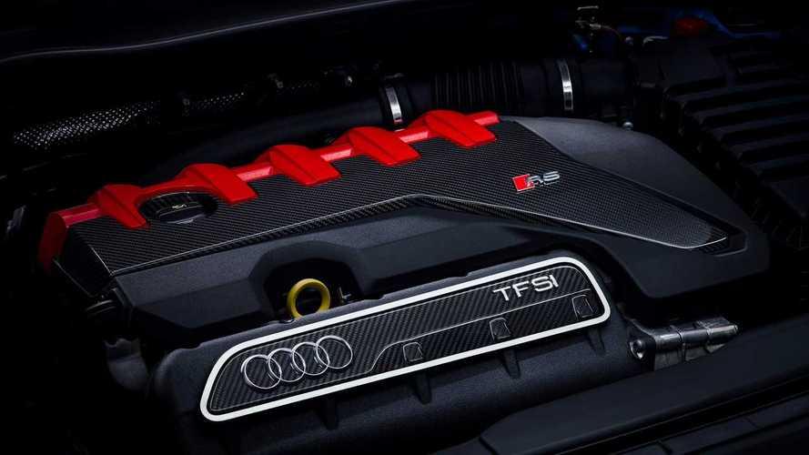 Audi promete manter motor 5 cilindros turbo em esportivos