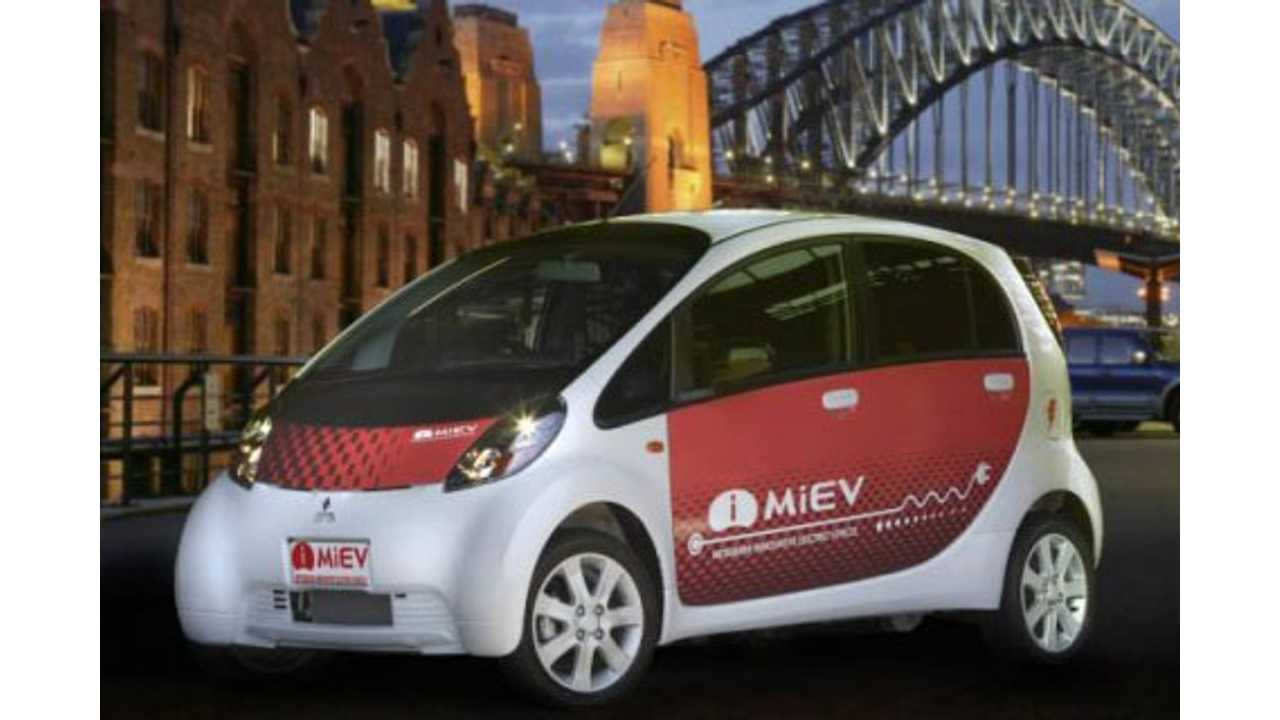 Mitsubishi Announces Formal Recall of i-MiEV and Outlander PHEV in Japan