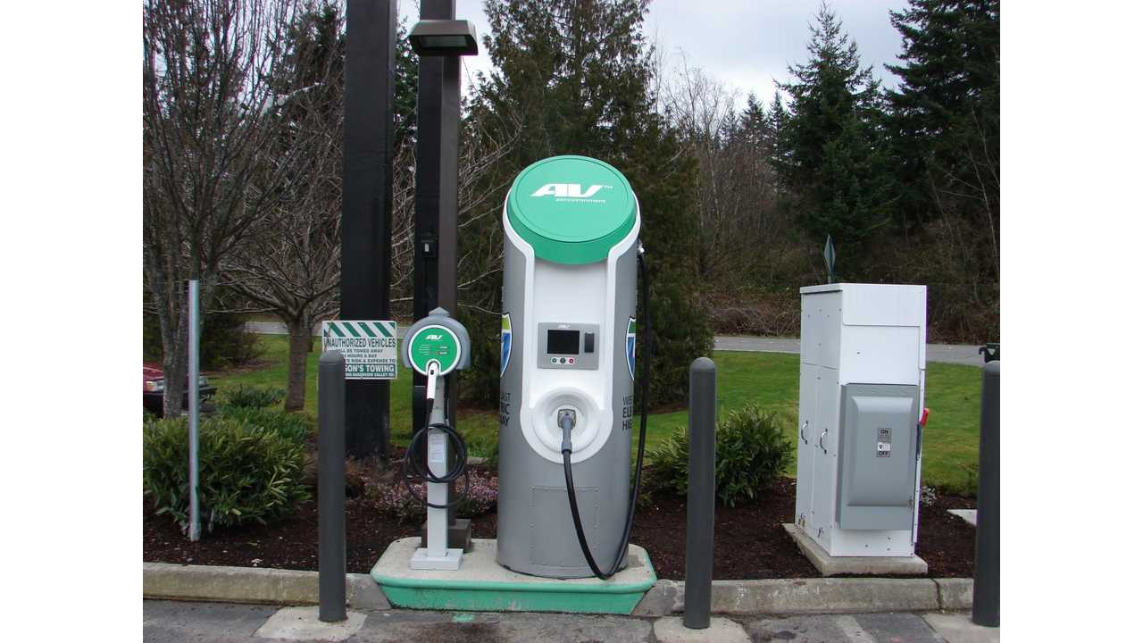Current Cost of 50-kW CHAdeMO DC Quick Charger Around $16,500?