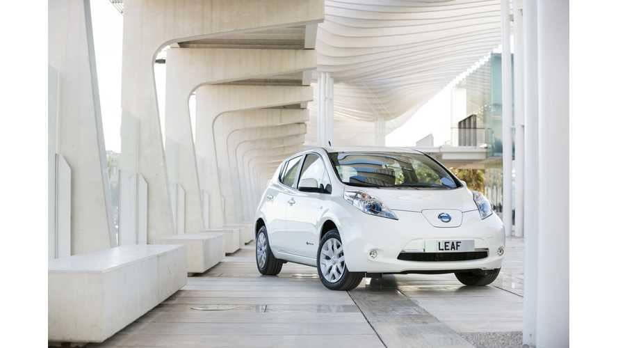 Nissan LEAF Strikes Again in Norway by Taking Fourth Place on Overall Sales Chart in June