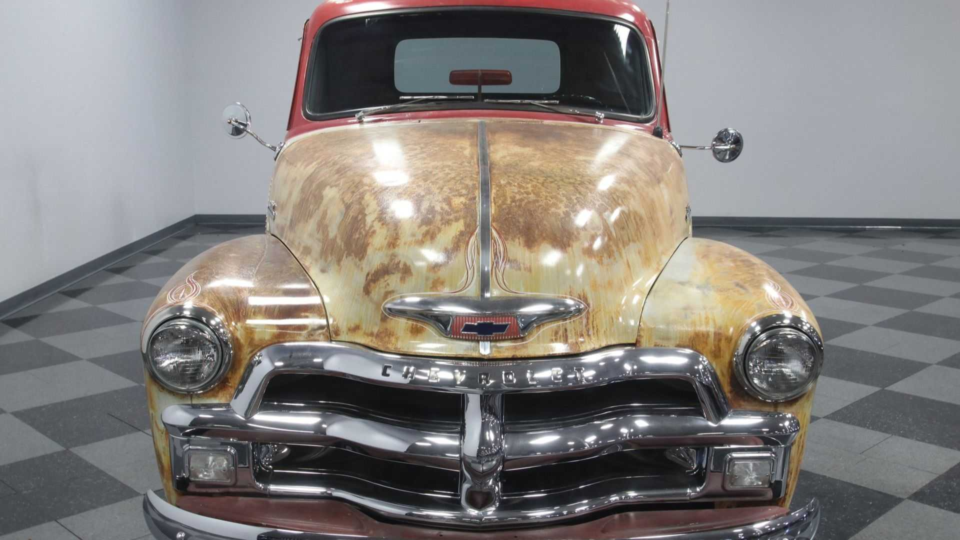 "[""1954 Chevrolet 3100 3 Window""]"
