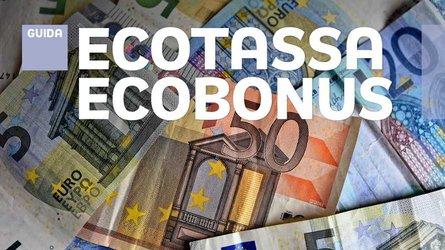 Ecotassa ed Ecobonus 2019
