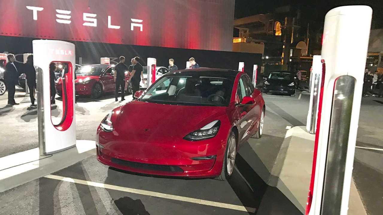 Tesla-Basismodell 3