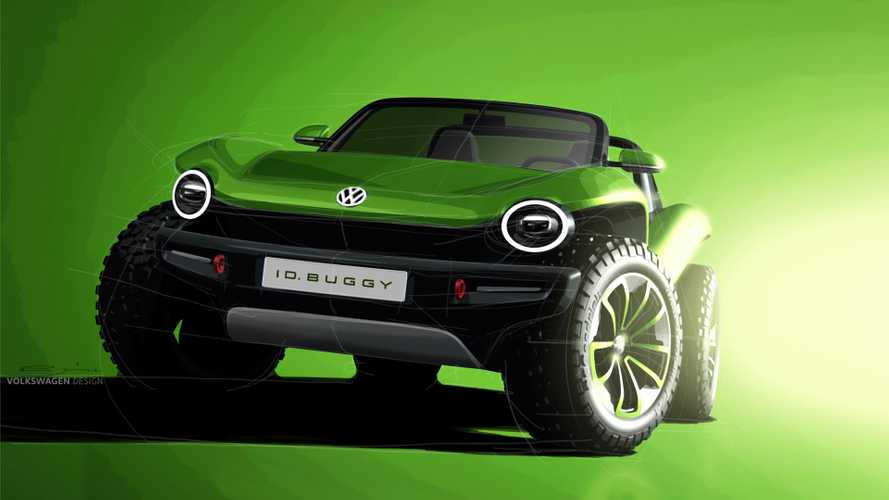 VW ID. Buggy To Be Reinvented As Affordable Off-Road EV