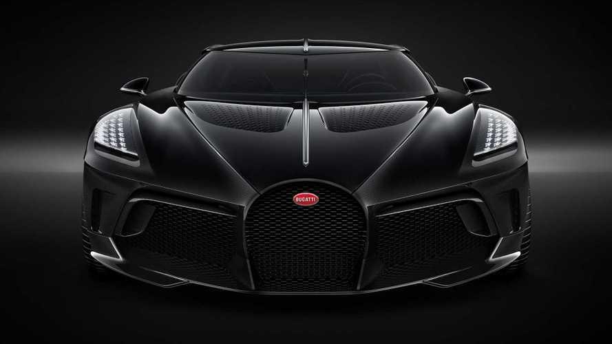 Bugatti La Voiture Noire: más caro y exclusivo que nunca