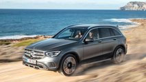 mercedes glc facelift 2019 in genf