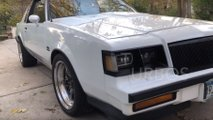 1987 Buick Regal Turbo T – Mercedes M275 V12 engine swap