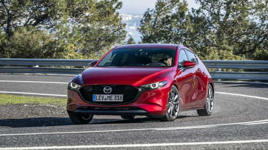 Primera prueba Mazda3 2019: aspirante a compacto Premium