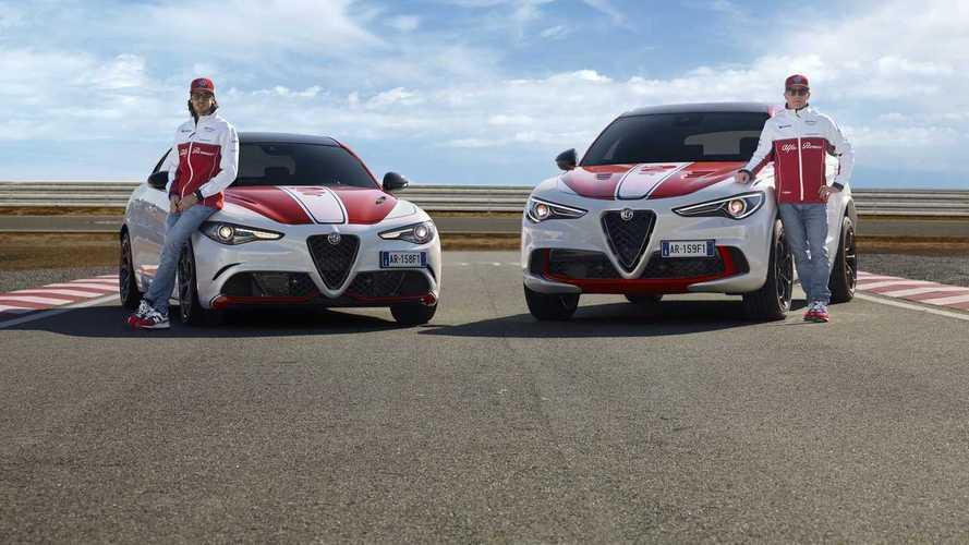 Alfa Romeo Giulia Quadrifoglio et Stelvio Quadrifoglio