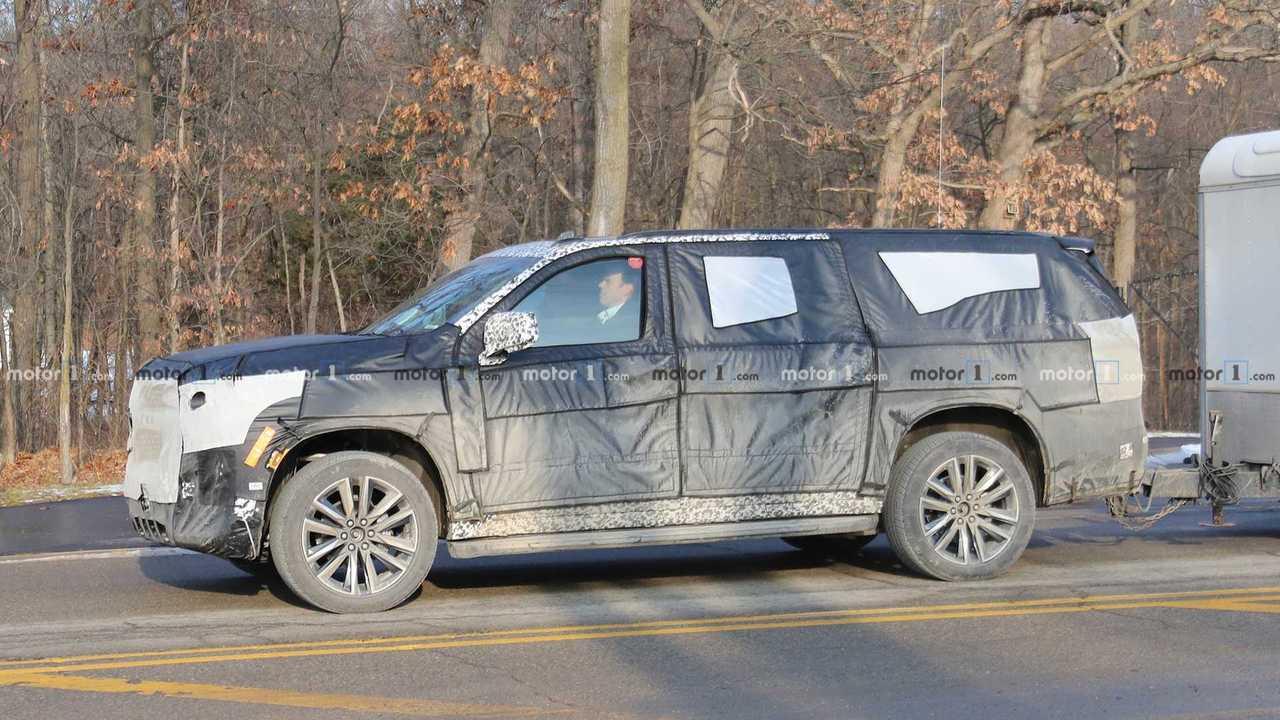 2020 Cadillac Escalade And Escalade ESV Rumors >> Next Generation Cadillac Escalade Coming In 2020 As 2021my