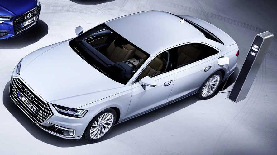 La future Audi A8 pourrait devenir électrique
