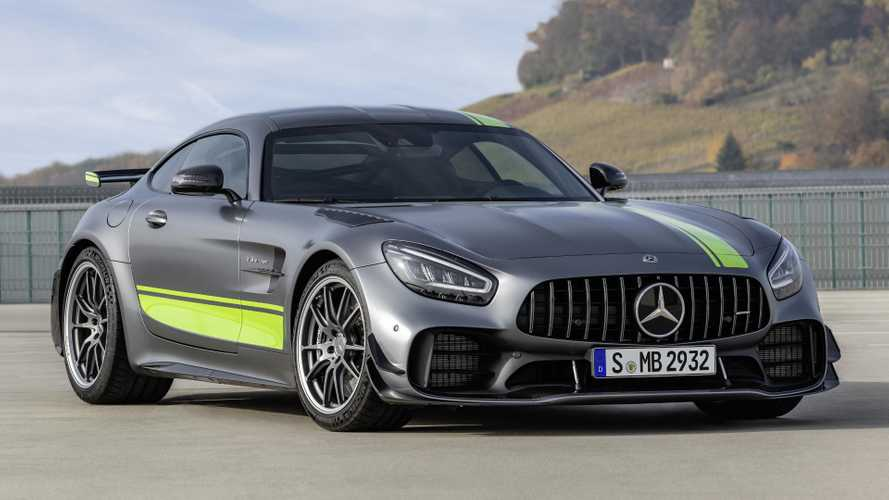 Mercedes' hardcore AMG GT R PRO gets massive £188k price tag