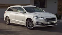 ford mondeo facelift 2019 enthullt