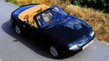 Mazda MX-5 NA, le foto storiche